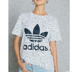 Adidas Originals Logo Short Sleeve Tee